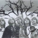 ORIGINAL CHRIS SQUIRE & STEVE HOWE of YES  8x10 Signed in Person Autograph Photo