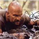 STEVE AUSTIN  Signed Autograph 8x10 inch. Picture Photo REPRINT