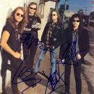 METALLICA  Signed Autograph 8x10  Picture Photo REPRINT