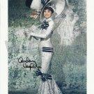 Gorgeous AUDREY HEPBURN Signed Autograph 8x10 inch. Picture Photo REPRINT