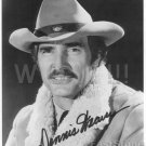 DENNIS WEAVER  Signed Autograph 8x10 inch. Picture Photo REPRINT