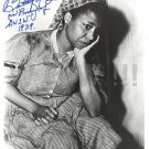 Gorgeous BUTTERFLY McQUEEN Signed Autograph 8x10 inch. Picture Photo REPRINT