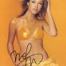 Gorgeous MANDY MOORE Signed Autograph 8x10 Picture Photo REPRINT