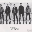 Original SiP by DONNIE WAHLBERG of NEW KIDS on the BLOCK 8x10   Autograph Photo