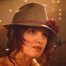 Gorgeous  SARA FORESTIER  Signed Autograph 8x10  Picture Photo REPRINT