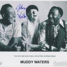 Original JOHNNY WINTER  8x10 Signed in Person  Autograph Photo Picture6