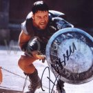RUSSEL CROWE  Signed Autograph 8x10 inch. Picture Photo REPRINT