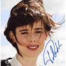 Gorgeous  PILAR LOPEZ DE AYALA  Signed Autograph 8x10  Picture Photo REPRINT