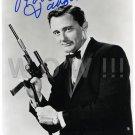 ROBERT VAUGHN  Signed Autograph 8x10 inch. Picture Photo REPRINT