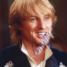 OWEN WILSON  Signed Autograph 8x10 inch. Picture Photo REPRINT