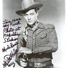 MONTE HALE  Signed Autograph 8x10 inch. Picture Photo REPRINT