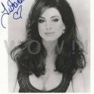 Gorgeous TISHARA COUSINO Signed Autograph 8x10  Picture Photo REPRINT