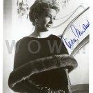 Gorgeous  VERA MILES Signed Autograph 8x10  Picture Photo REPRINT