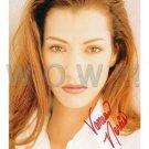 Gorgeous  VANESSA NORRIS Signed Autograph 8x10  Picture Photo REPRINT
