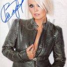 Gorgeous RUSSIAN Singer VALERIA Signed Autograph 8x10  Picture Photo REPRINT
