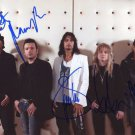 GOTTHARD+STEVE LEE  Signed Autograph 8x10  Picture Photo REPRINT