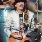 CARLOS SANTANA  Signed Autograph 8x10  Picture Photo REPRINT