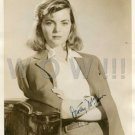 Gorgeous DOROTHY McGUIRE Signed Autograph 8x10 inch. Picture Photo REPRINT
