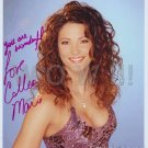 Gorgeous COLEEN MARIE Signed Autograph 8x10 inch. Picture Photo REPRINT