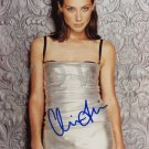 Gorgeous CLAIRE FORLANI Signed Autograph 8x10 inch. Picture Photo REPRINT