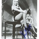 Gorgeous MAY BRITT Signed Autograph 8x10 Picture Photo REPRINT