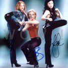 Gorgeous CHARLIE's ANGELS Signed Autograph 8x10 inch. Picture Photo REPRINT