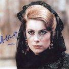 Gorgeous CATHERINE DENEUVE Signed Autograph 8x10 inch. Picture Photo REPRINT