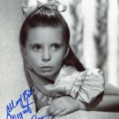 Gorgeous MARGARET O`BRIEN Signed Autograph 8x10 Picture Photo REPRINT