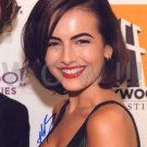 Gorgeous CAMILLA BELLE Signed Autograph 8x10 inch. Picture Photo REPRINT