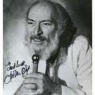 LEE VAN CLEEF  Signed Autograph 8x10 inch. Picture Photo REPRINT