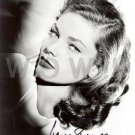 Gorgeous LAUREN BACALL Signed Autograph 8x10 Picture Photo REPRINT
