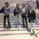 The DOORS Signed by 3 Autograph 8x10  Picture Photo REPRINT
