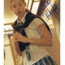 Gorgeous JILL RITCHIE Signed Autograph 8x10  Picture Photo REPRINT