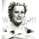 Gorgeous IRENE DUNNE Signed Autograph 8x10  Picture Photo REPRINT