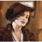 Gorgeous HELENA BONHAM CARTER Signed  Autograph 8x10 in. Picture Photo REPRINT