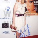 Gorgeous HALEY BENNETT Signed  Autograph 8x10 in. Picture Photo REPRINT