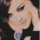 Original  ELIZABETH HURLEY 8x10 Signed  Autographed  Photo Picture