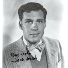 JACK LARSON  Signed Autograph 8x10 inch. Picture Photo REPRINT