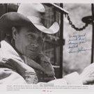 Original BEN JOHNSON 8x10 Signed  Autographed  Photo Picture