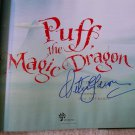 """PUFF the MAGIC DRAGON"" by PETER YARROW Signed Autographed Book + FREE Bonus!"