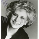 Gorgeous BARBARA  WALTERS Signed Autograph 8x10 inch. Picture Photo REPRINT