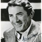 GREGORY PECK  Signed Autograph 8x10 inch. Picture Photo REPRINT