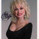 Gorgeous DOLLY PARTON Signed Autograph 8x10 inch. Picture Photo REPRINT