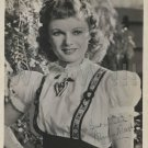 Gorgeous ANNA NEAGLE Signed Autograph 8x10 inch. Picture Photo REPRINT