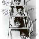 LENNON SISTERS  Signed Autograph 8x10  Picture Photo REPRINT
