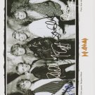 DEF LEPPARD Autographed signed 8x10 Photo Picture REPRINT