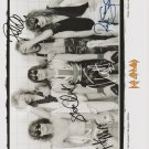 DEF LEPPARD Autographed signed 8x10 Photo Picture REPRINT 1