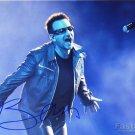 BONO U2 Autographed signed 8x10 Photo Picture REPRINT