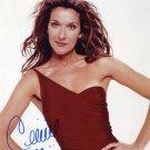 Celine Dion   Autographed signed 8x10 Photo Picture REPRINT