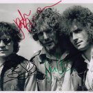 CREAM  Autographed signed 8x10 Photo Picture REPRINT